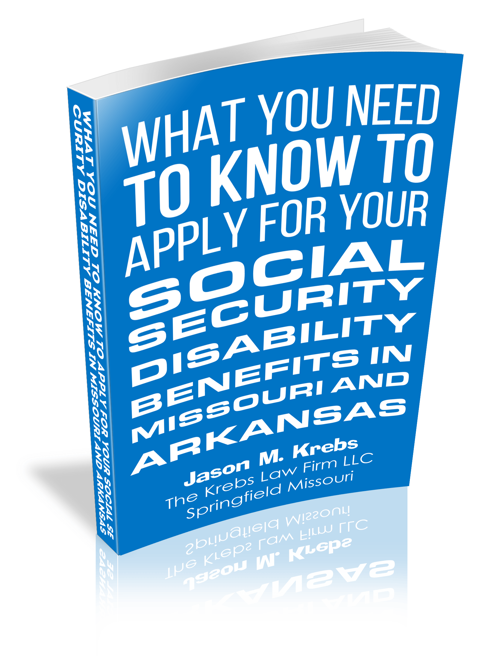 What You Need To Know To Apply For Social Security Benefits - Krebs Law Firm
