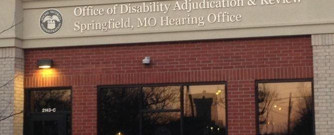 Best springfield disability lawyer with highest win rate