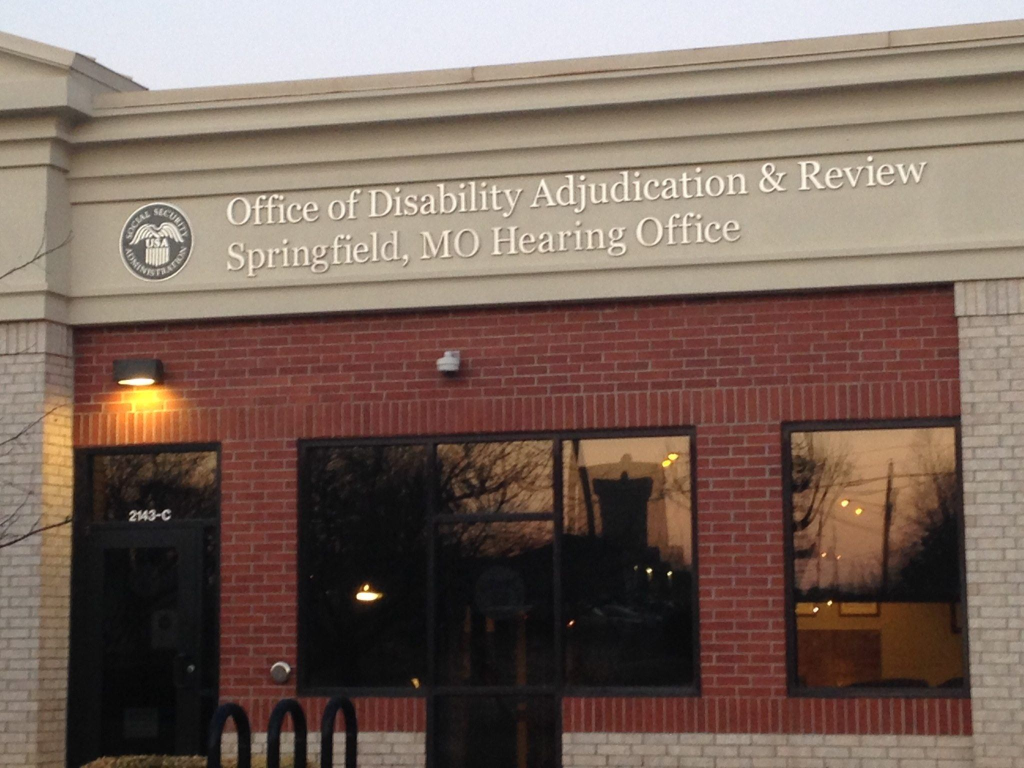 Springfield Missouri Odar For A Social Security Disability