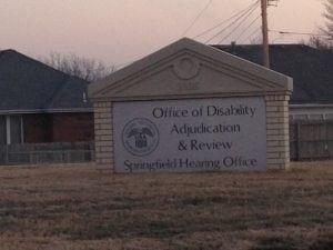 Springfield Missouri Disability lawyer