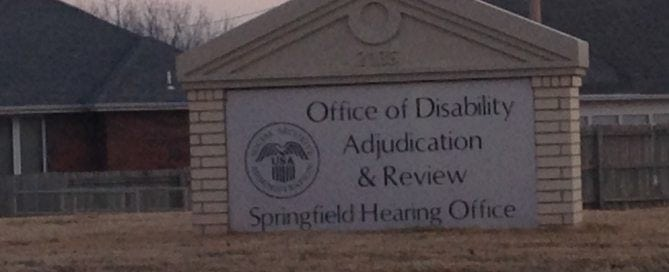 Social Security Disability Attorney in Springfield Missouri