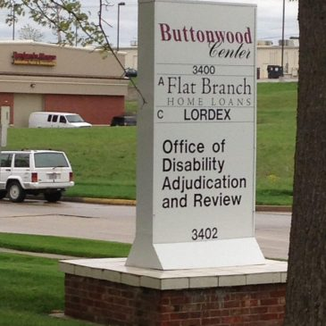 Jefferson City Disability lawyer