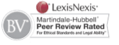 Martindale Hubbell BV Rating
