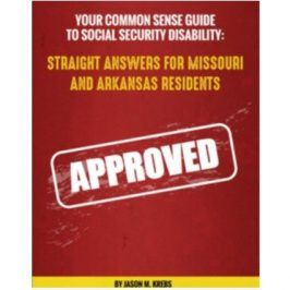 Mistakes That Ruin A Missouri Or Arkansas Disability Claim #7 Representing Yourself