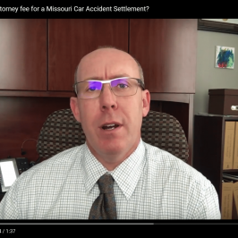 What Is A Normal Fee For A Springfield MO Automobile Accident Attorney?