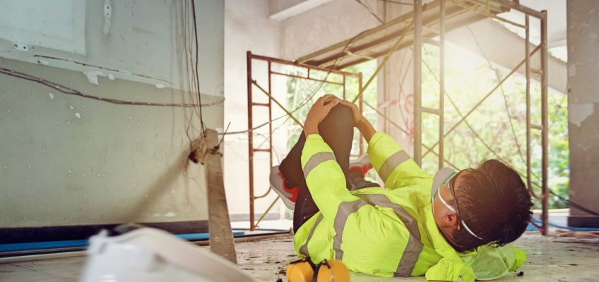 The Most Common Missouri Workers Compensation Knee Injuries